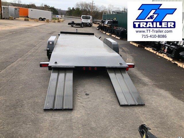 """2021 Big Tex 70DM 83"""" x 18' Car Hauler"""