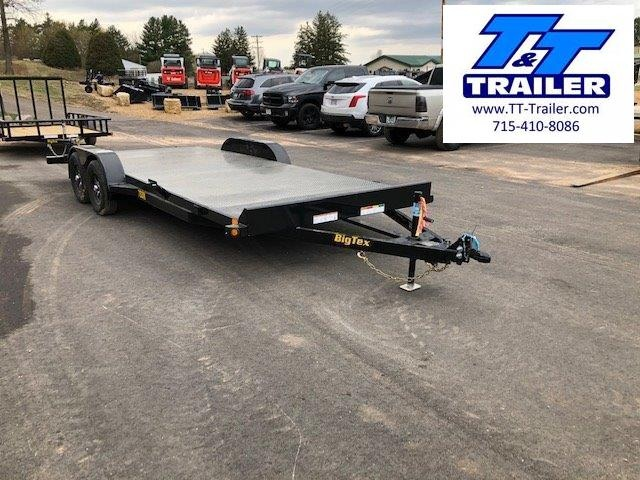 "2021 Big Tex 70DM 83"" x 18' Car Hauler"