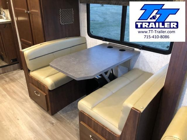 2017 Forest River Forester MBS 2401S Class C RV with Mercedes Diesel