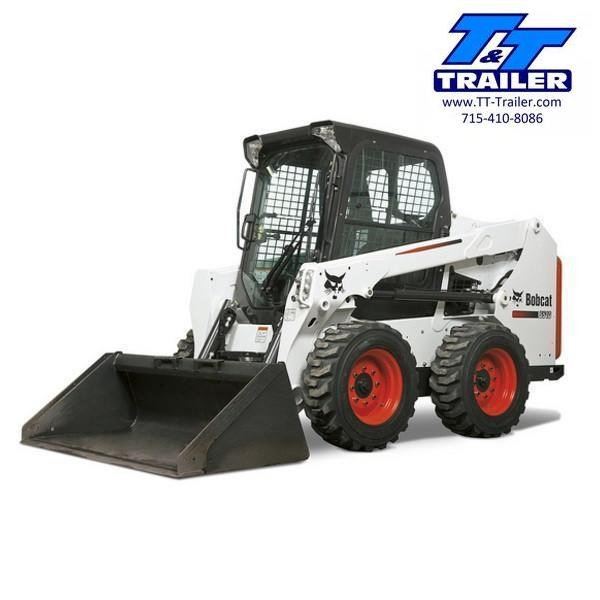 FOR RENT - S450 Bobcat Skid Steer