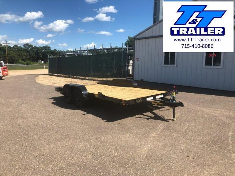 "2021 Big Tex 60EC 83"" x 18' Car Hauler"