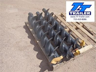 2021 Lowe Classic 750 Auger Skid Steer Attachment