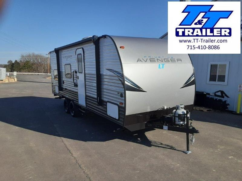 FOR RENT - 22' Primetime Avenger LT Bunkhouse Camper Trailer