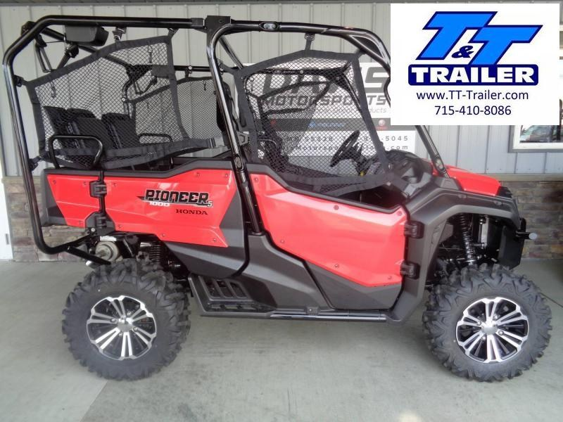 FOR RENT - 2019 Honda Pioneer 1000-5 Side-by-Side