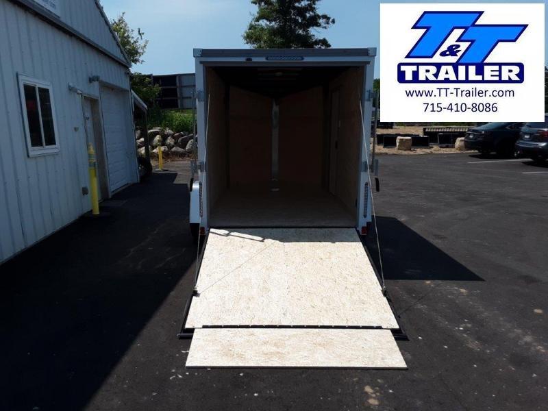 2022 United Trailers 6 x 10 V-Nose Enclosed Cargo Trailer