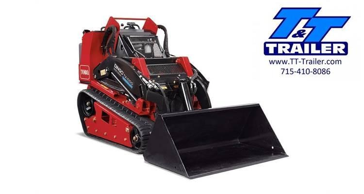 FOR RENT - TX 1000 Toro Dingo Compact Utility Loader - Wide Track
