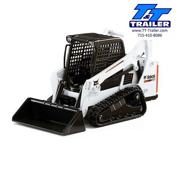 FOR RENT - T450 Bobcat Track Loader Skid Steer