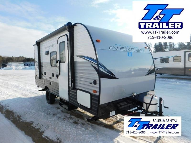 FOR RENT - 16' Primetime Avenger LT Bunkhouse Camper Trailer