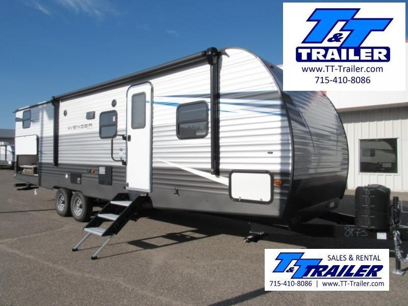 FOR RENT - 27' Primetime Bunkhouse Camper Trailer