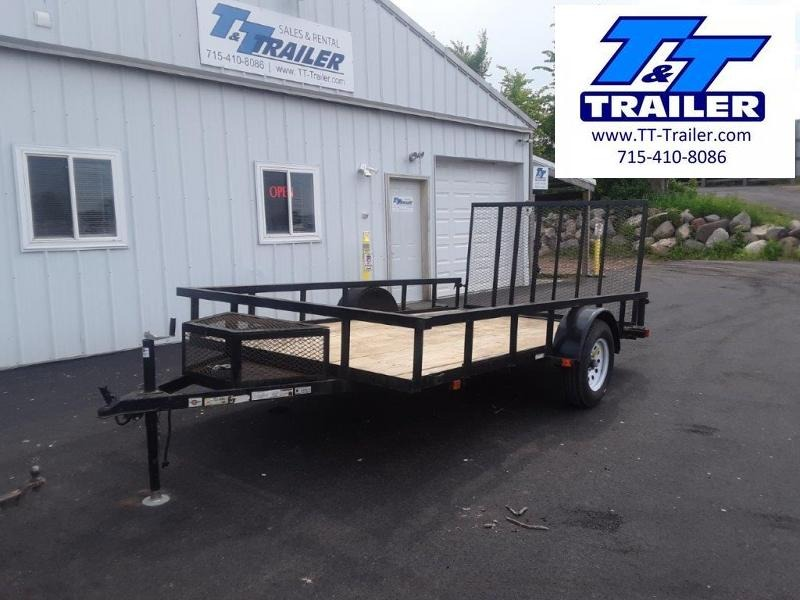 2021 Carry-On 7 x 12 Utility Trailer