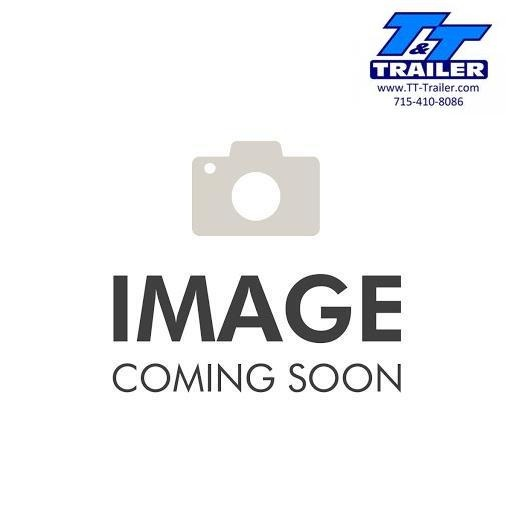 "2021 Big Tex 16ET 83"" x 20' Heavy Duty Equipment Trailer with Mega Ramps"