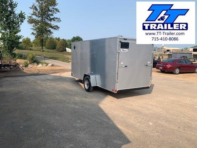 2021 Discovery Rover ET 6 x 14 V-Nose Enclosed Cargo Trailer