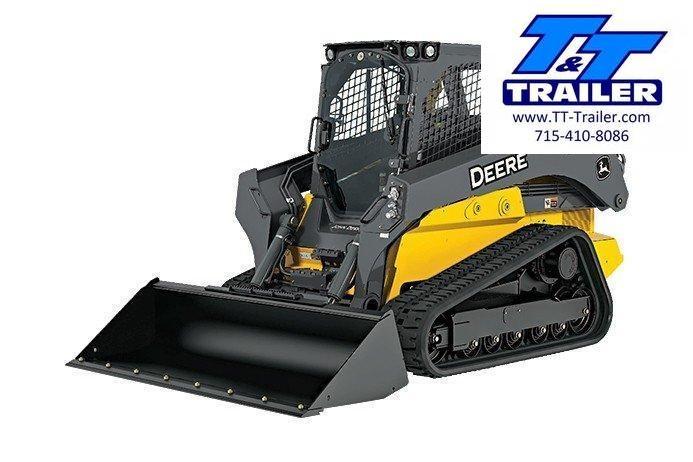 FOR RENT - 331G John Deere Track Loader Skid Steer