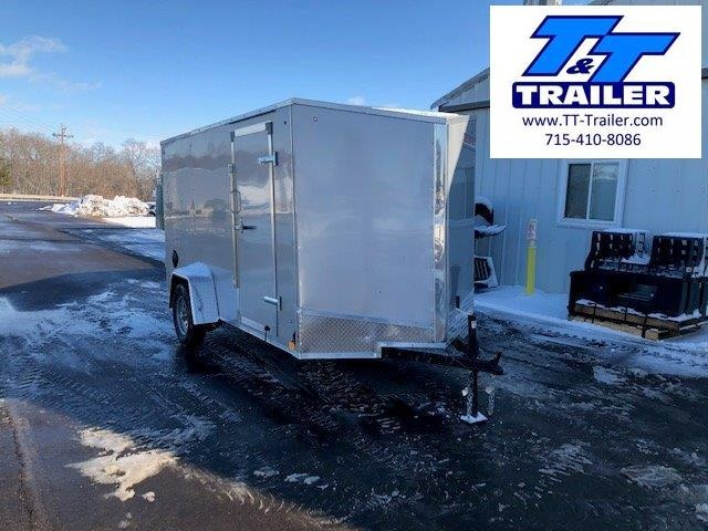 2022 Discovery Rover ET 6 x 12 V-Nose Enclosed Cargo Trailer