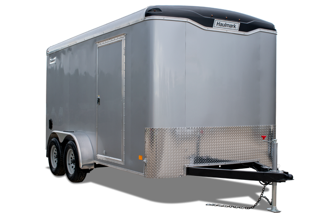 2021 Haulmark TS714T2 Enclosed Cargo Trailer