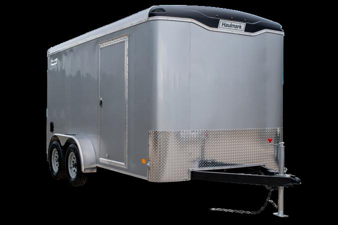2021 Haulmark TS716T2 Enclosed Cargo Trailer