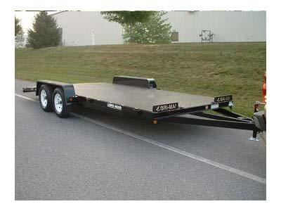 2021 Bri-Mar CH18-10 Full Car Hauler Car / Racing Trailer