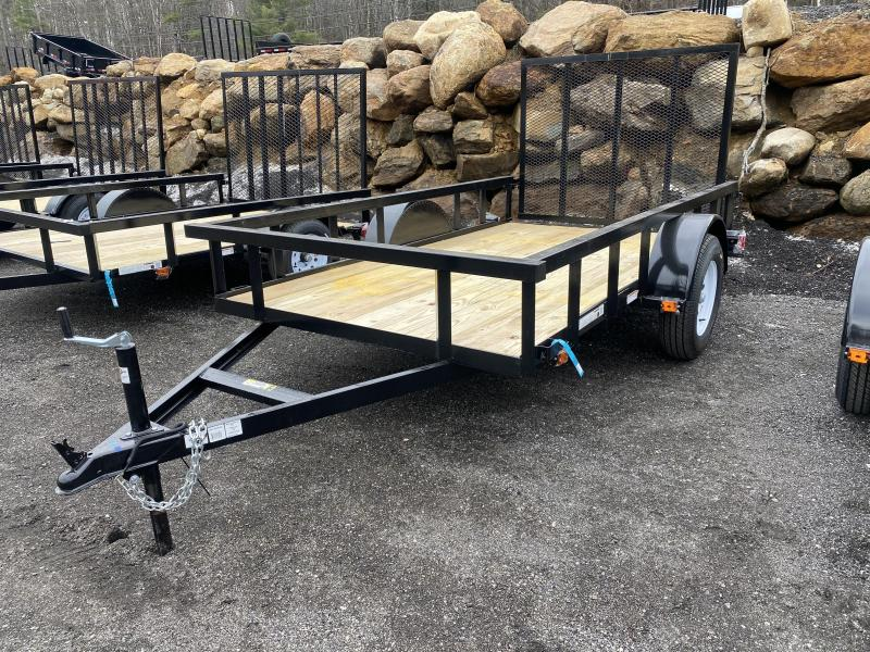 2021 Carry-On 5.5x10 ramp Utility Trailer