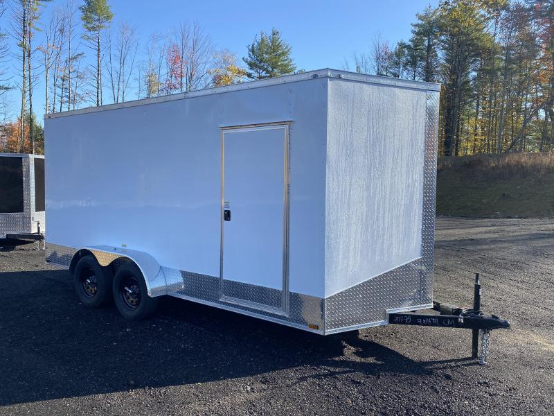 2021 Quality Cargo 7X16 EXTRA HEIGHT Enclosed Cargo Trailer