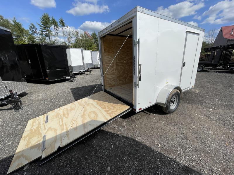 2022 Quality Cargo 6x10 2990 GVW Enclosed Cargo Trailer