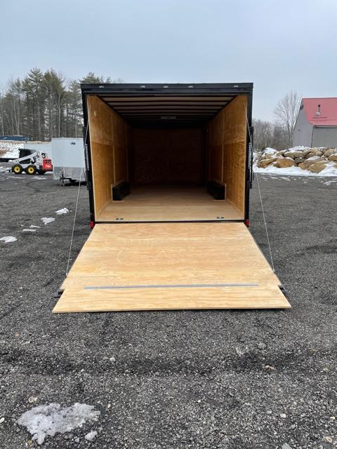 2021 Quality Cargo 8.5 X 24 Enclosed Cargo Trailer