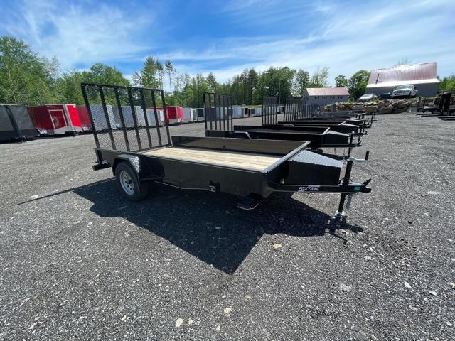 2021 Fox Trail 12X77 Enclosed Cargo Trailer