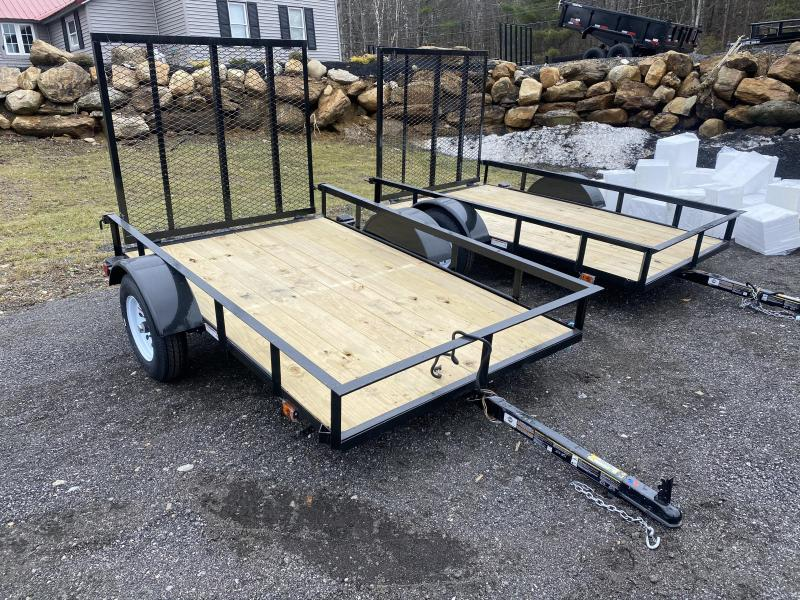 2021 Carry-On 5x8 wood deck Utility Trailer