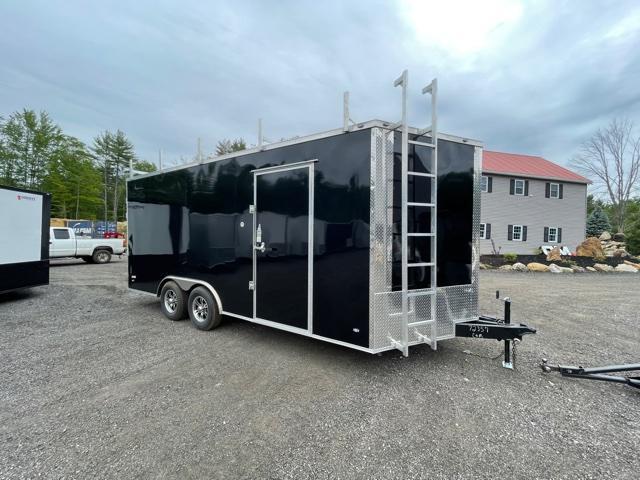 2021 Freedom Trailers 8.5X18 Enclosed Cargo Trailer