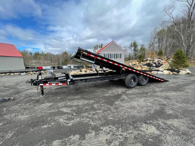 2021 Iron Bull 8X20 Equipment Trailer