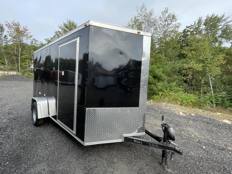 2022 South Georgia 6x12 Enclosed Cargo Trailer