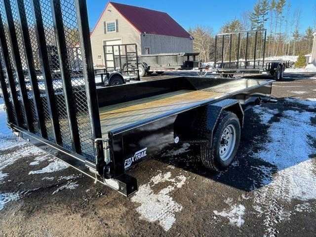 2021 Fox Trail 77x12 2990 SS SERIES Utility Trailer