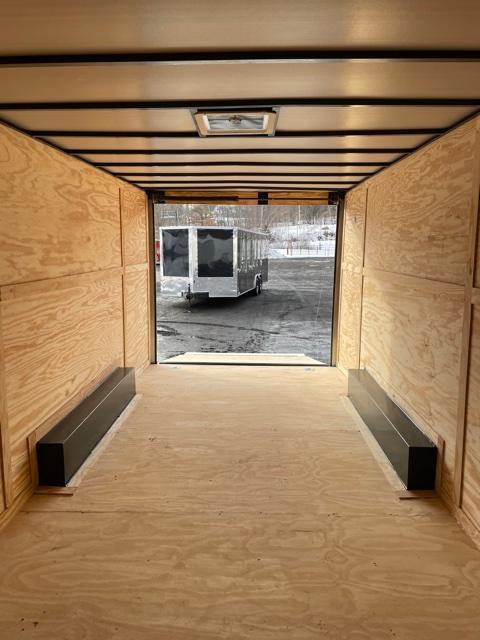 2021 Quality Cargo 8.5X20 Enclosed Cargo Trailer