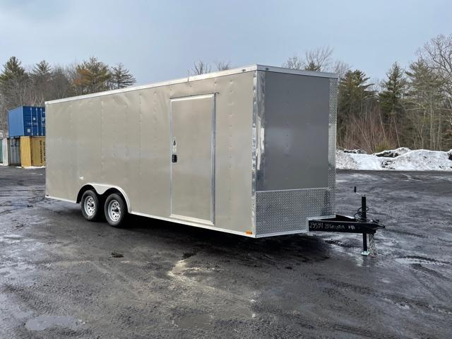 2021 Quality Cargo 8.5X20 Enclosed Cargo Trailer