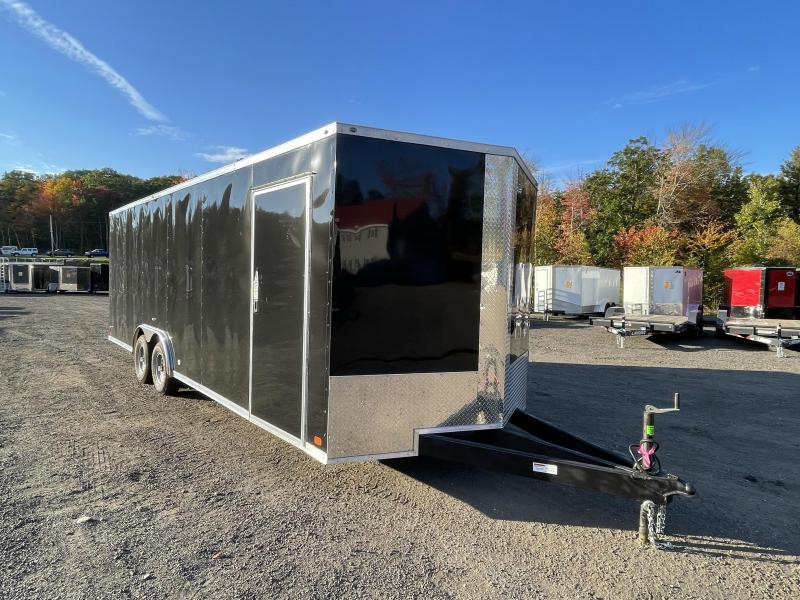 2022 NationCraft Trailers 8.5X24 Enclosed Cargo Trailer