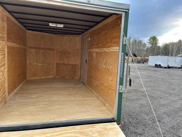 2021 Quality Cargo 7X12 Enclosed Cargo Trailer