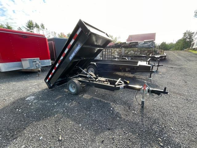 2019 Sure-Trac 4X8 Dump Trailer