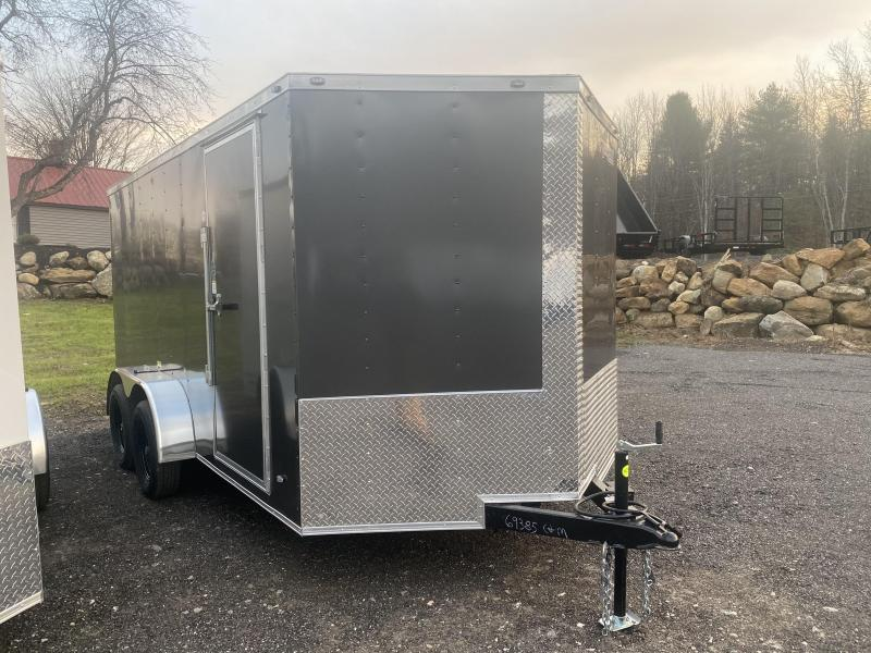 2021 Quality Cargo 7X14TA RAMP 7K GVW Enclosed Cargo Trailer