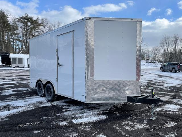 2021 Freedom Trailers 8.5X14 Enclosed Cargo Trailer