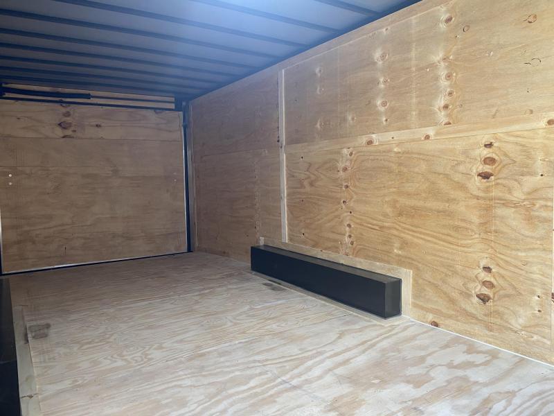 2021 Freedom Trailers 8.5X24 REAR RAMP Enclosed Cargo Trailer