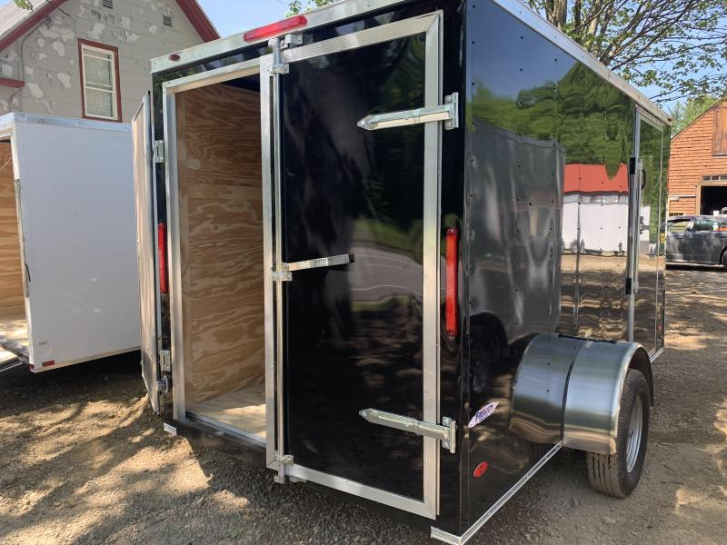 2019 Freedom Trailers 6X12 .30 METAL HD ROOF Enclosed Cargo Trailer