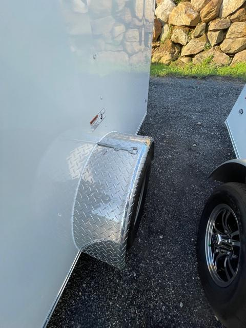 2021 NationCraft Trailers 6X12 Enclosed Cargo Trailer