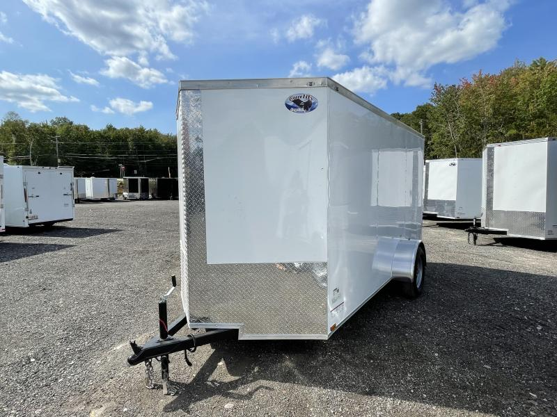 2022 Quality Cargo 6x12 2990 GVW Enclosed Cargo Trailer