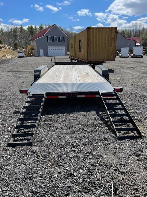 2020 Top Hat Trailers 20X8 Equipment Trailer