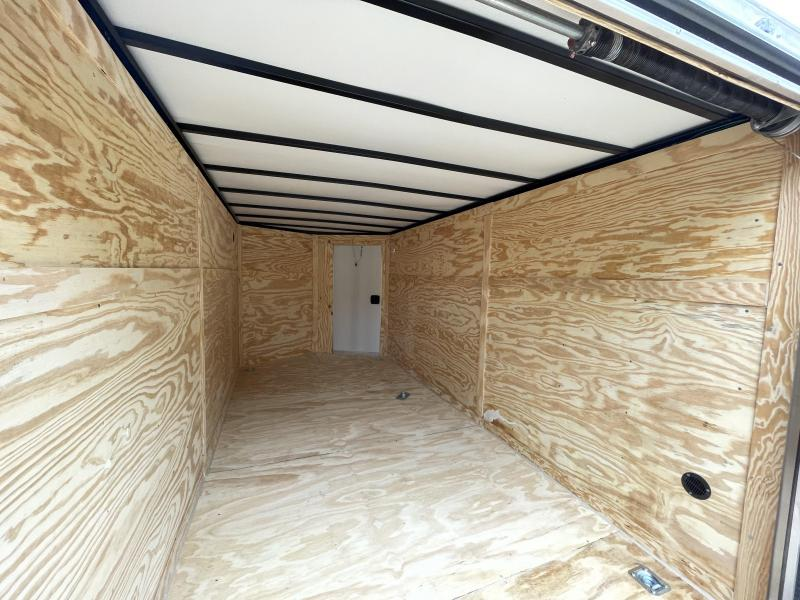 2022 Quality Cargo 7x14 Appearance Package Enclosed Cargo Trailer