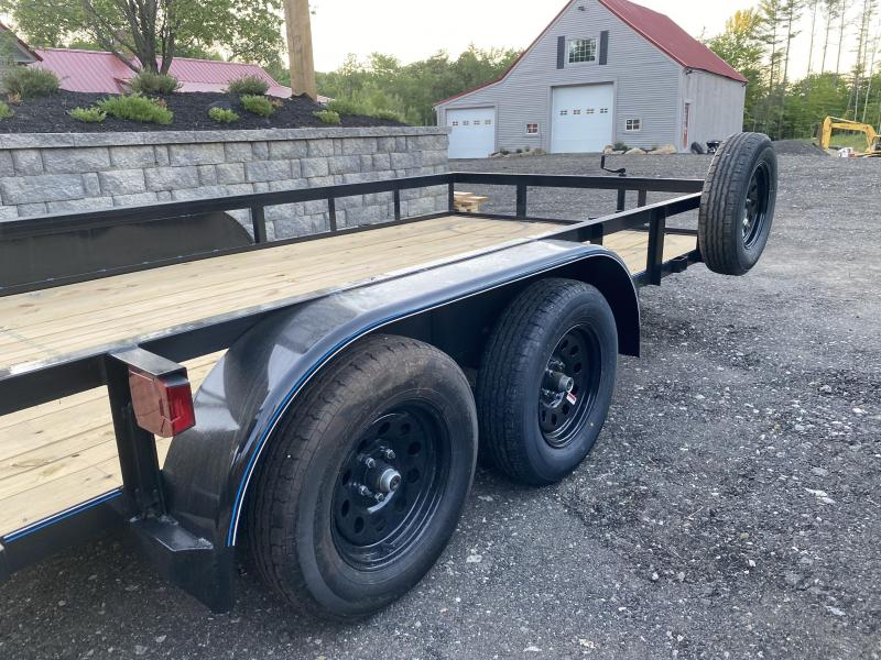 2020 Top Hat Trailers 7X14 HD Utility Trailer