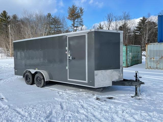 2021 Freedom Trailers 7X18 Enclosed Cargo Trailer
