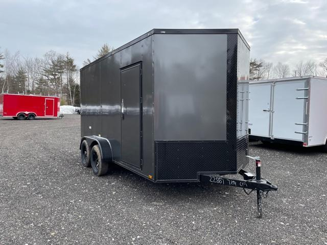2021 Quality Cargo 7x14 Enclosed Cargo Trailer