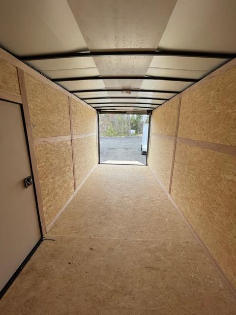 2021 South Georgia 7x16 Enclosed Cargo Trailer