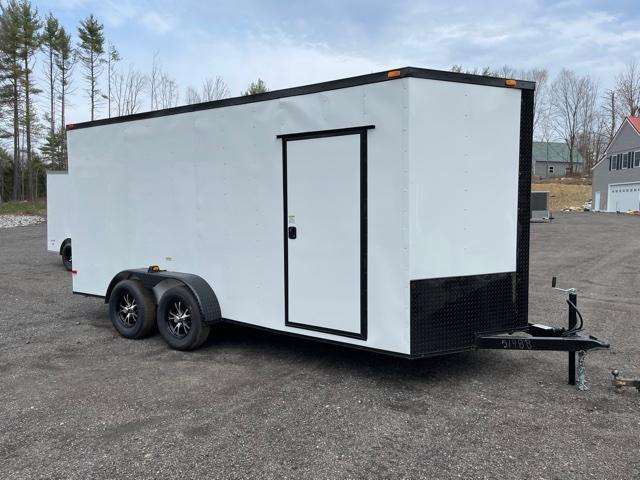 2021 South Georgia 7x16 Enclosed Cargo Trailer