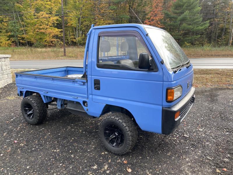 1990 Honda ACTY AWD 5SPEED 18K MILES Truck